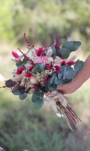 1 ramo flores